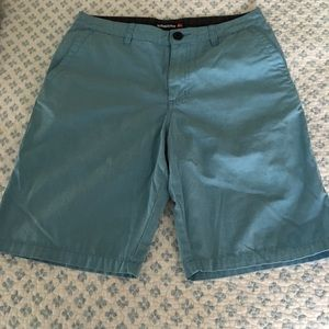Boys quiksilver shorts size 30 equal to size 14-16